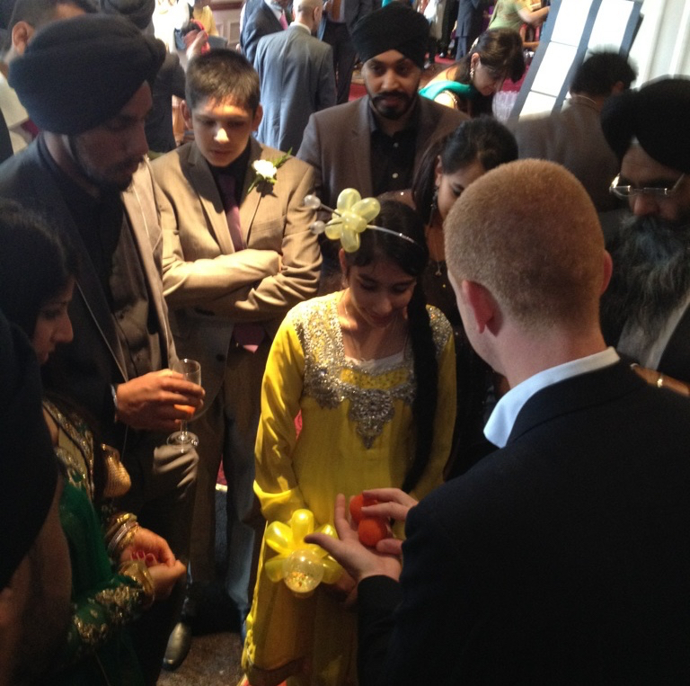 Sikh Wedding Magician