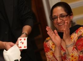 Indian Wedding Magician