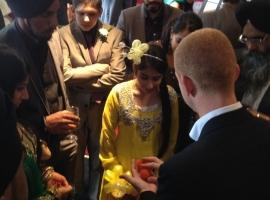 Sikh Wedding Magician